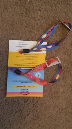 Something In The Water Festival Ticket for Sale in Richmond, VA