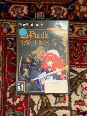 La Pucelle Tactics PS2 tactical RPG for Sale in Columbus, OH