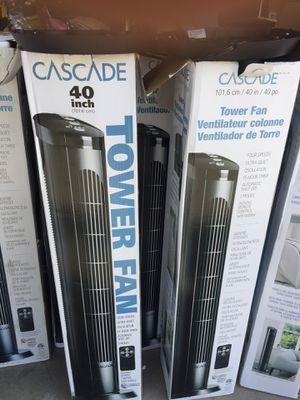 """40"""" tower fan for Sale in Baldwin Park, CA"""