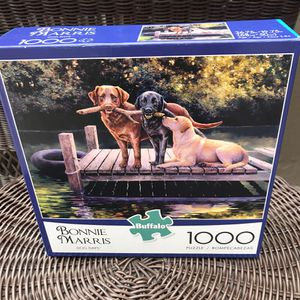 NEW!!! 1000 Piece Puzzle DOG DAYS for Sale in Torrance, CA
