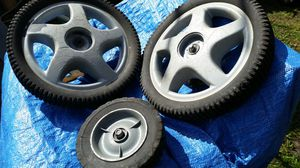 Lawn mower tires 4 for Sale in West Palm Beach, FL