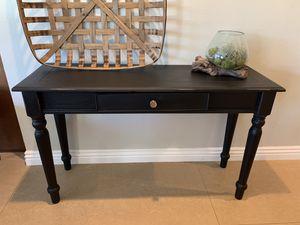Black sofa table for Sale in Hacienda Heights, CA