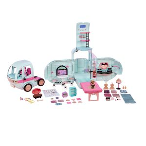 L.O.L. Surprise! 2-in-1 Glamper Fashion Camper with 55+ Surprises for Sale in Houston, TX