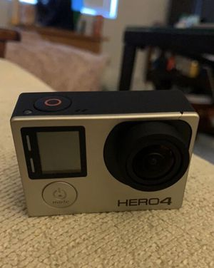 GoPro Hero 4 and Accessories for Sale in Delray Beach, FL