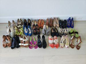 Designer shoes for sale. Size 91/2-11 for Sale in Richmond, TX