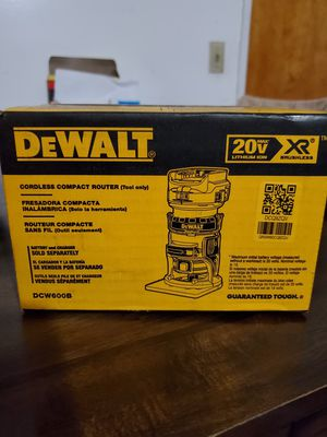 Router dewalt xr for Sale in South Gate, CA