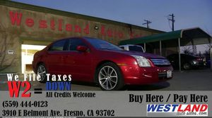 2008 Ford Fusion for Sale in Fresno, CA