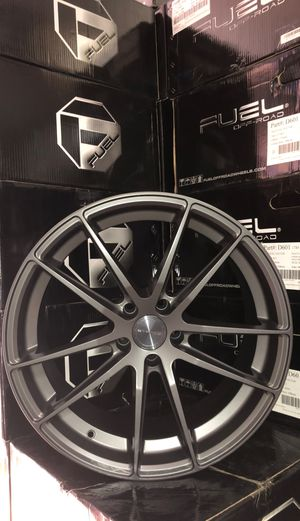 "20"" Stance Sc1 Flat Dark Gray Rims Only for Sale in La Habra, CA"