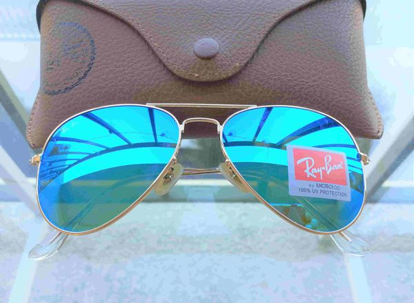 Brand New Authentic Aviator Sunglasses
