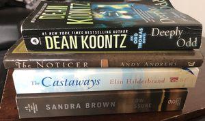 Book Bundle - Bestsellers for Sale in Bloomington, IL