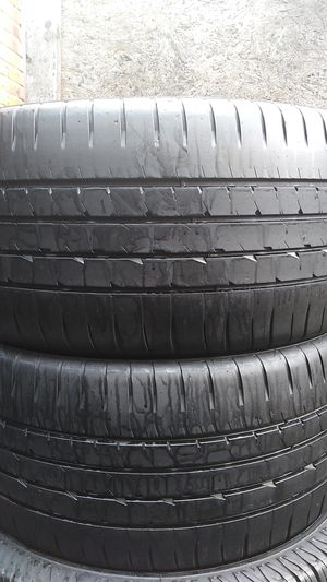 Two Goodyear tire for sale. 285/35/22 for Sale in Washington, DC