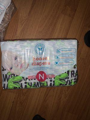Newborn diapers for Sale in South Gate, CA