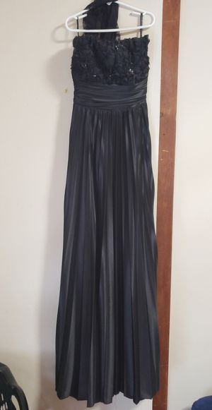 Speechless black silk prom dress for Sale in Andover, MA