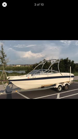 2003 Bayliner 20ft Boat for Sale in Riverview, FL