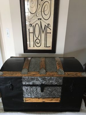 Old trunk for Sale in Evansville, IN