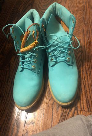 Size 9.5 men timberlands for Sale in St. Louis, MO