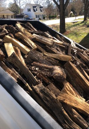 Load of cut wood for Sale in Winston-Salem, NC