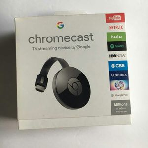 Google Chromecast I want 35 but the lowest I'll go is 25 for Sale in Folcroft, PA