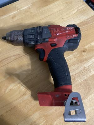 Hammer drill Milwaukee m18 FUEL (tool only) for Sale in Deer Park, TX
