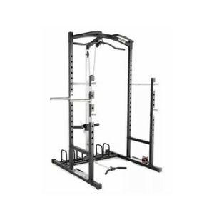 Brand New (In Box) Marcy Home Gym/Power Rack W/ Hi & Low Pulley System. for Sale in San Antonio, TX