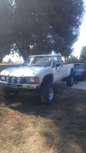 Long travel 86 Toyota pickup for Sale in Oceanside, CA