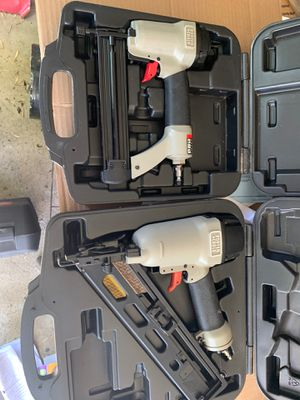 PORTER CABLE nail guns for Sale in Oak Forest, IL