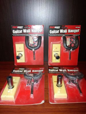 Guitar Wall Hanger for Sale in North Las Vegas, NV