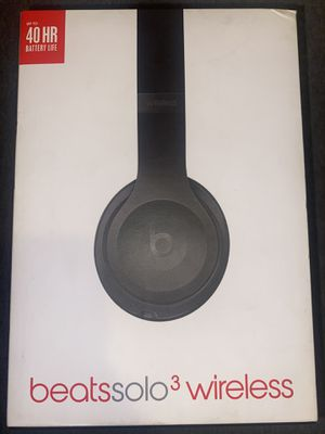 Beats solo 3 for Sale in Chicago, IL