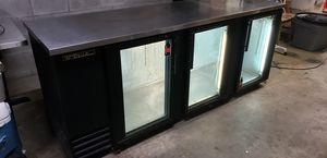 True Glass Door Back Bar Cooler - TBB-4G for Sale in Brentwood, TN