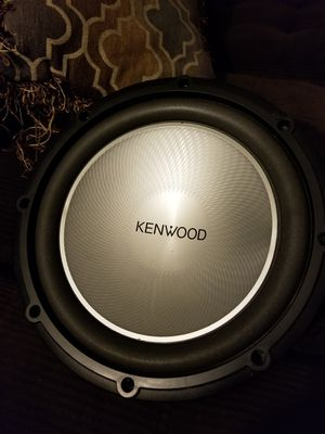 "Bass kenwood 12"" 1000W for Sale in Kent, WA"