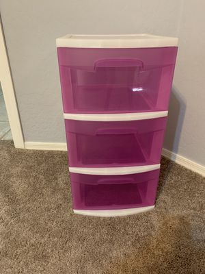 Plastic drawers for Sale in Surprise, AZ
