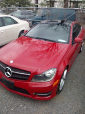 2013 MERCEDES C250 LOW MILES 79K for Sale in Alexandria, VA