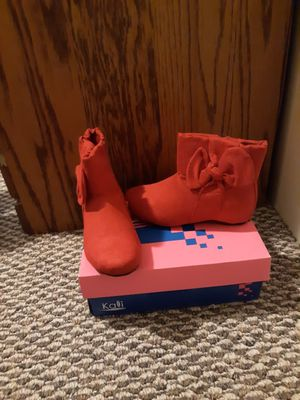 Little Girl Ankle Boots for Sale in Kenly, NC