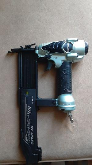 Brand new Hitachi nail gun! for Sale in Vancouver, WA