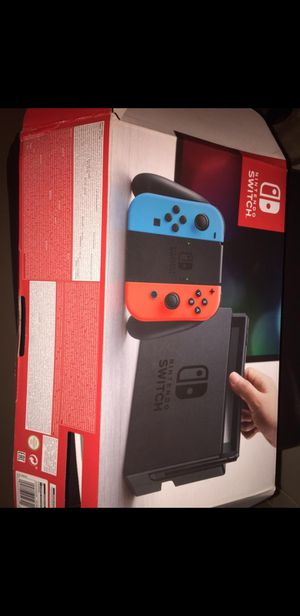Nintendo switch for Sale in Commerce City, CO