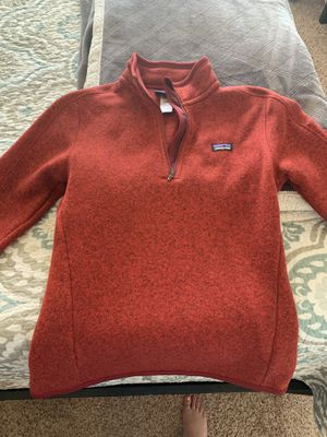 Women's Small Patagonia Pullover for Sale in Manassas, VA