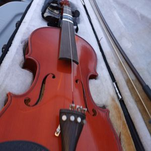 Full Size Violin Cherry Wood Color for Sale in Phoenix, AZ