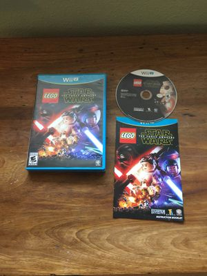 Nintendo wiiu Wii U Star Wars game for Sale in Portland, OR