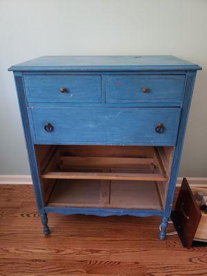 Antique wooden dresser for Sale in Seattle, WA