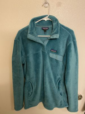 Patagonia Re-Tool Snap-T Women's Pullover for Sale in Maple Valley, WA