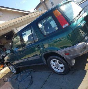 2000 Honda crv awd for Sale in Stockton, CA