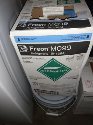 MO99 freon for Sale in Houston, TX
