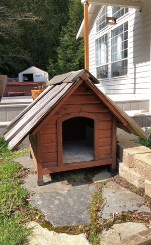 Dog house cat house pet for Sale in Mukilteo, WA