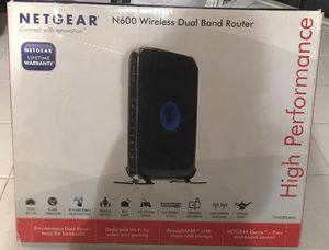 Netgear wireless router for Sale in Bakersfield, CA