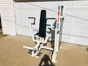 Chest Press - Commercial Equipment - Bench Press - Workout - Fitness - Exercise - Gym Equipment for Sale in Downers Grove, IL