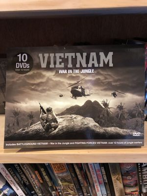 Vietnam War in the Jungle Blue- Ray DVD set for Sale in Manassas, VA