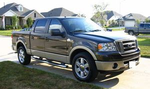 2008 Ford F-150 King Ranch for Sale in Mansfield, OH