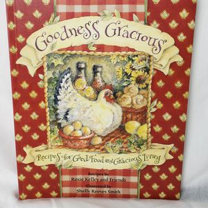 Goodness Gracious: Recipes for Good Food and Gracious Living for Sale in Zanesville, OH