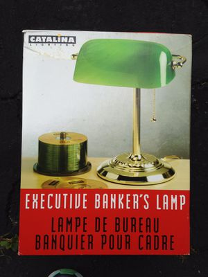 Bankers lamp for Sale in Hinsdale, IL