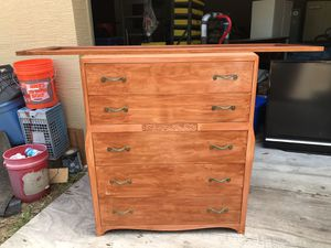 Dresser tv stand for Sale in Spring Hill, FL